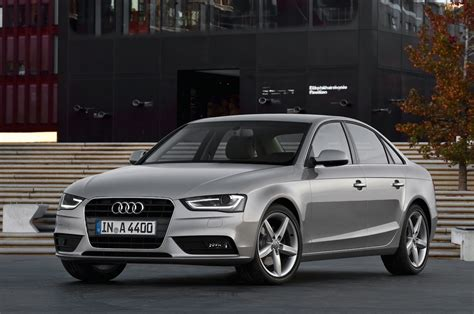 audi a4 2013 audi a4 reviews and rating motor trend