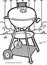 Grill Malvorlage Coloring Bbq Grillen Malvorlagen Template Kostenlos Barbecue Zum Seite Gratis Haushalt Ausmalen Kleurplaat Ausmalbilder Raumplaner Chip sketch template