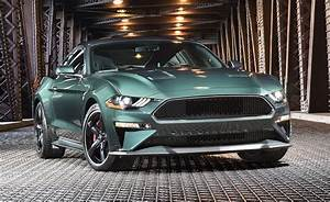 First Look: 2019 Ford Mustang Bullitt - NY Daily News