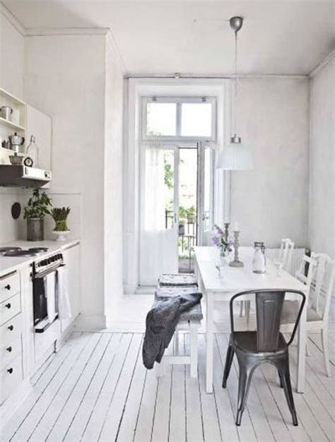 cuisine blanche style scandinave