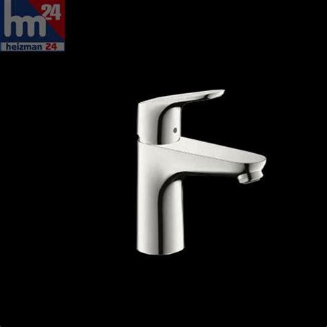 hansgrohe focus 100 hansgrohe focus 100 einhebel waschtischmischer 31607000 ebay