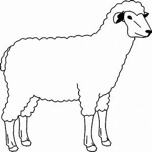 Black And White Pictures Of Farm Animals - ClipArt Best