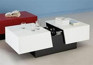Table De Salon Alinea : comment choisir une table basse multifonction ~ Dailycaller-alerts.com Idées de Décoration
