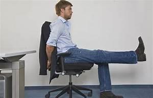 Tipps Bodenbelag Für Büro : oberschenkel halten fitness tipps f rs b ro gofeminin ~ Michelbontemps.com Haus und Dekorationen