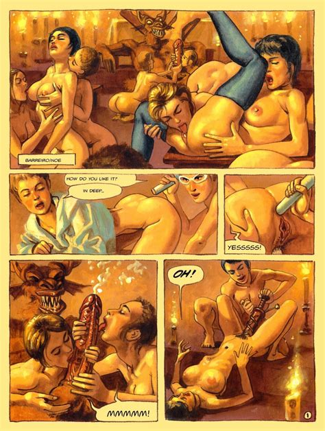 The Convent Of Hell - part 3 at X Sex Comics