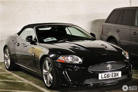 Jaguar Xkr 2009 by Jaguar Xkr Convertible 2009 3