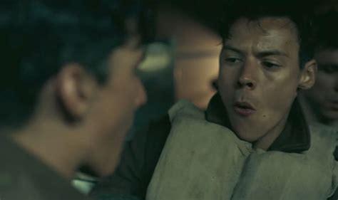 Harry Styles Alex Dunkirk Movie