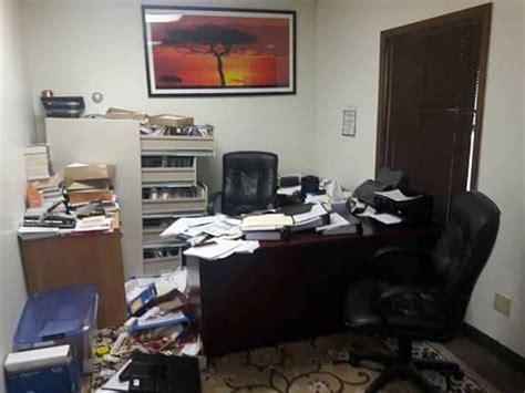 bureau disparu bureau saccagé et ordinateur volé l expert comptable