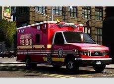 Ford Econoline E350 Ambulance pour GTA 4
