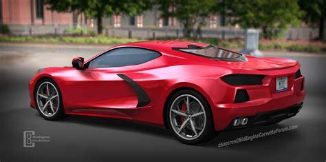 360-degree Video Of 2020 Corvette C8 Will Make You Dizzy