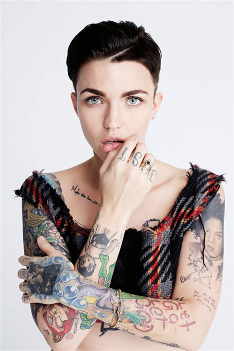 ultimate style icon ruby rose ohh