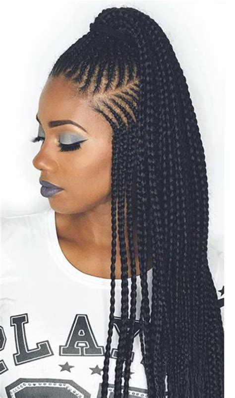 Black Hairstyles In Braids by Jordanchrome Braids In 2019 Braids