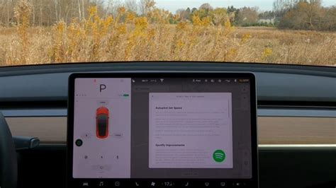 12+ Tesla 3 Voice Command Pics