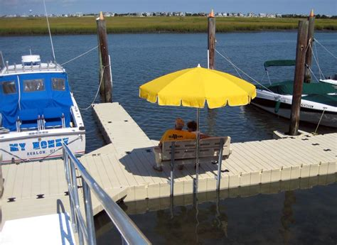 Boat Dock Umbrella by Ezdock Usa Umbrella Bracket