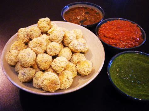 millet cuisine gormandize chadian millet balls with 3 dipping sauces