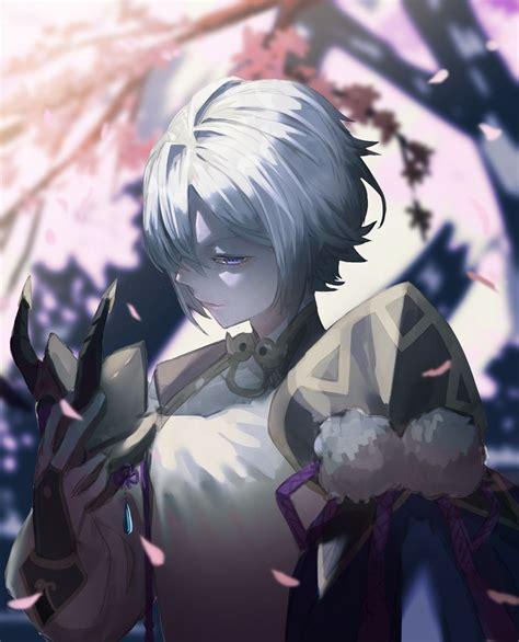 Pin By Zelan On Fateseries Lan Ling Wang Saber Anime