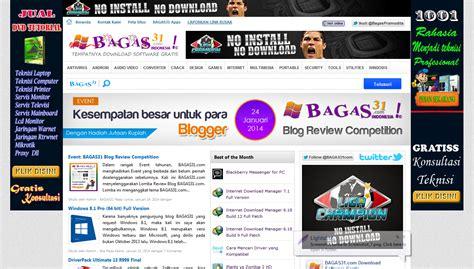 bagascom tempatnya  software gratis tips