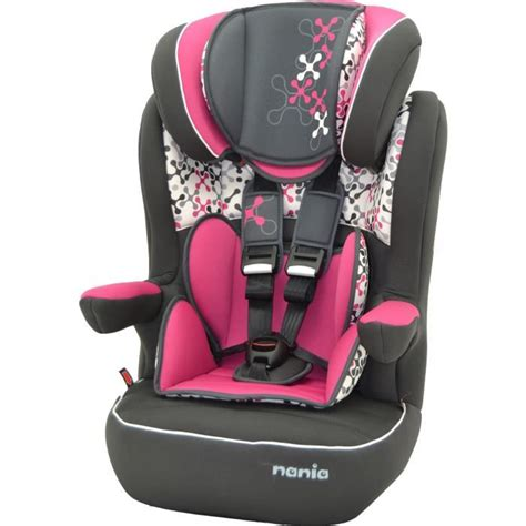 siege auto fille nania siège auto i max sp luxe isofix gr1 2 3 achat