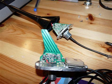 antenne radio fm d interieur valdiz