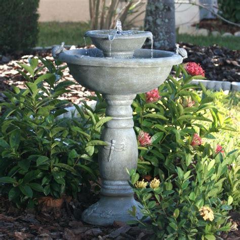 Springbrunnen Für Den Garten by Solar Springbrunnen F 252 R Den Garten Archzine Net