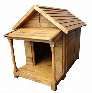 wooden dog houses timber dog kennels cananda With wood for dog house