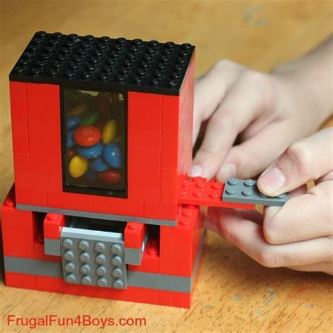 lego candy dispenser    day