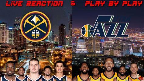 NBA Live Stream: Denver Nuggets Vs Utah Jazz Game 6 (Live ...