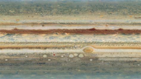 NASA Viz: Jupiter's Jet Streams