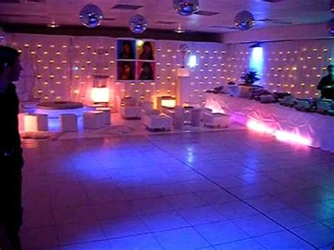decor de fete decoration anniversaire mariage disco lounge decor de fete d 233 coration