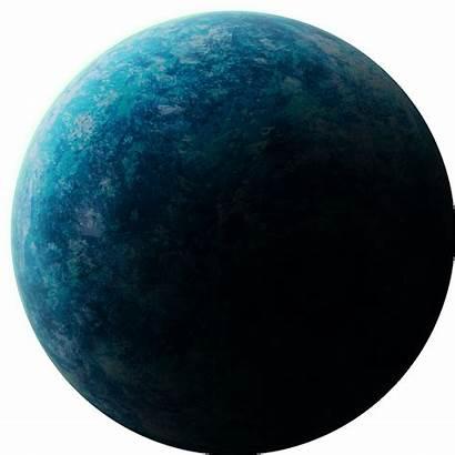 Planet Planets Uranus Space Transparent Clipart Background