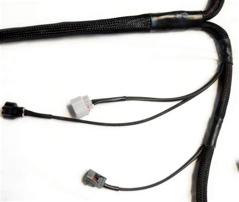 Ems Systems Harnesses For Supra Aem Haltech Motec