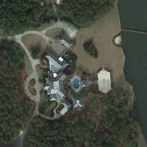 brett favres house  sumrall ms google maps