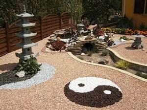 Idée Jardin Zen : idees deco asiatique jardins zen jardin nature divers jardins wassy reference jar div ~ Dallasstarsshop.com Idées de Décoration