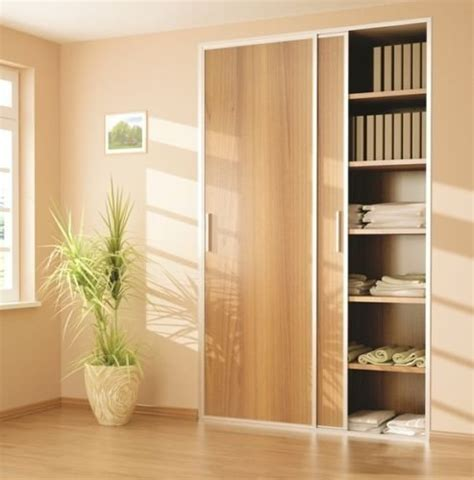 Cupboard Sliding Door Systems by Sliding Wardrobe 2 Door 1800mm Track Gear System Ares