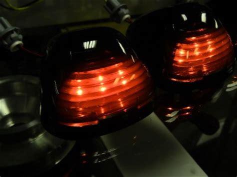 led cab lights ford super duty 99 15 ford super duty truck led dark smoke cab roof lights