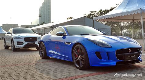 Gambar Mobil Jaguar F Pace by Jaguar F Type Dan F Pace Indonesia Autonetmagz Review