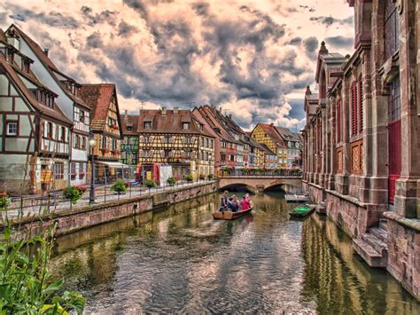Have A Romantic Weekend In Fabulous Colmar France