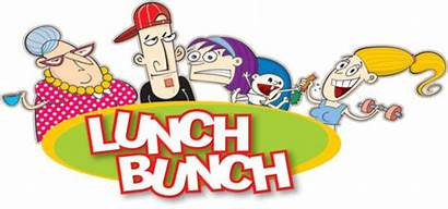 Lunch Bunch Clipart Mexican Crazy Freaky Fried