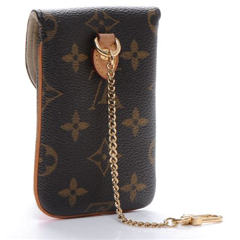 louis vuitton monogram phone case mm