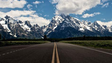 Road, Mountain, Landscape Wallpapers Hd / Desktop And