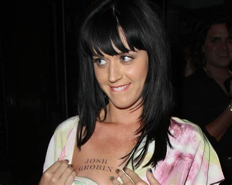 Katy Perry Female Celebrity Tattoos  Tattoo Love