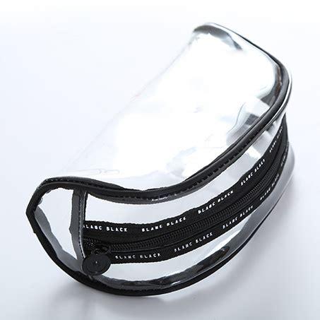 tas kosmetik travel pvc transparant size s transparent jakartanotebook com