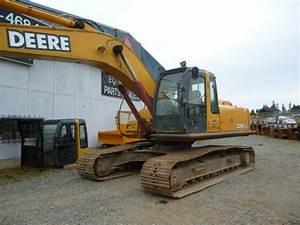 John Deere Excavator Parts Manual