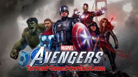 Marvels Avengers PC Torrent Download CPY Crack PC Torrent ...