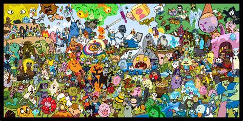 Adventure Time By Tompreston-d5uk0m5.jpg