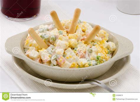 la cuisine espagnole cuisine espagnole salade russe rusa d 39 ensaladilla photo