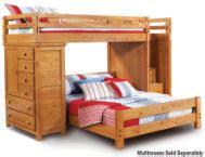 art van loft bed with desk twin loft bed with chest art van furniture