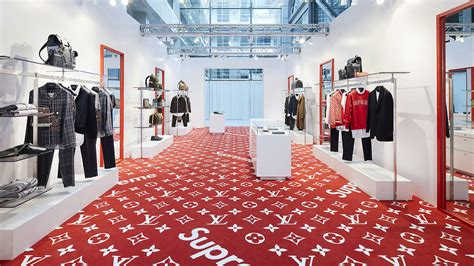 store supreme louis vuitton named best fashion brand in the world by