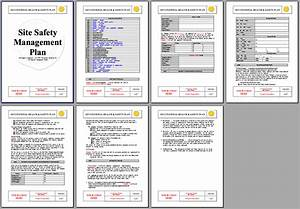 construction safety plan template jeppefmtk With contractor safety plan template