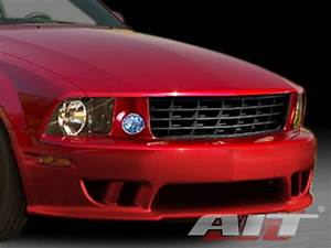 SLN Style Front Bumper Cover For Ford Mustang 2005-2009